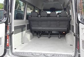 Passenger And Cargo Vans For Rent In Las Vegas Nv Sprinter Van