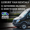 tips for best van rentals hire