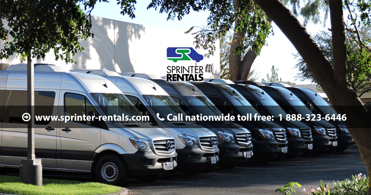 Sprinter van rentals usa passenger cargo sprinter vans for Mercedes benz sprinter rental nyc