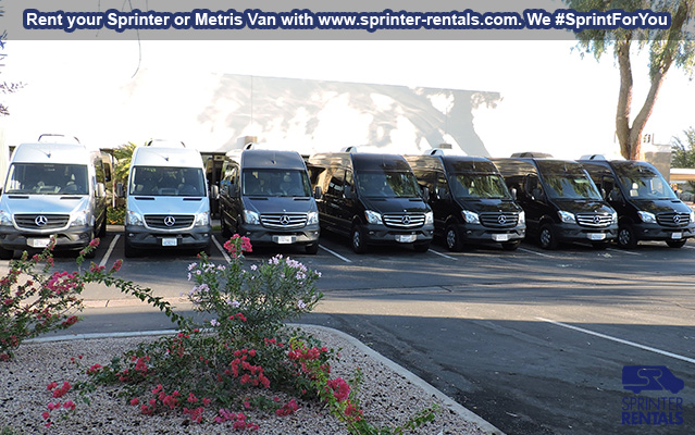 Sprinter Vans information