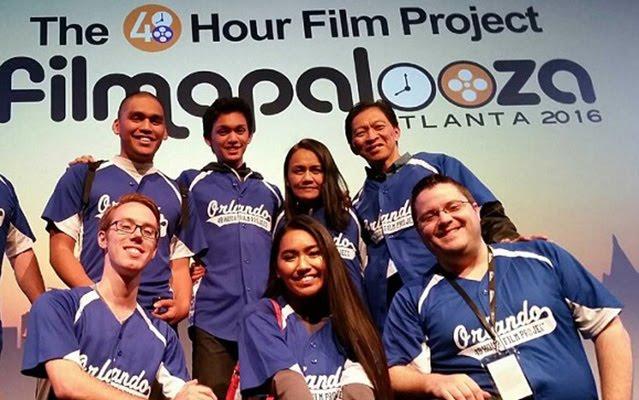 Filmapalooza 48 Hour Film Project Winners