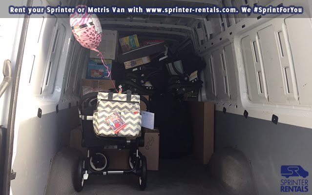 Relocation with a Cargo Van Rental