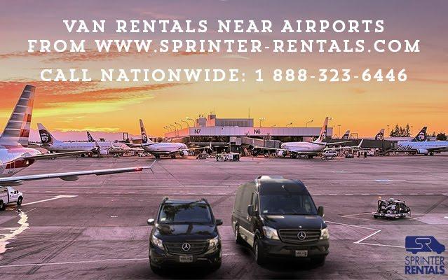 Airport Van Rentals