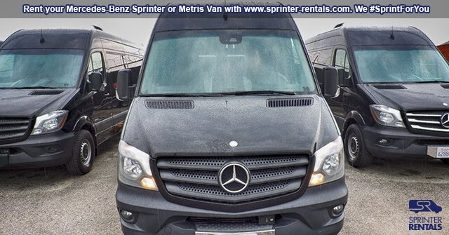 luxury van rentals near me sprinter van rentals usa