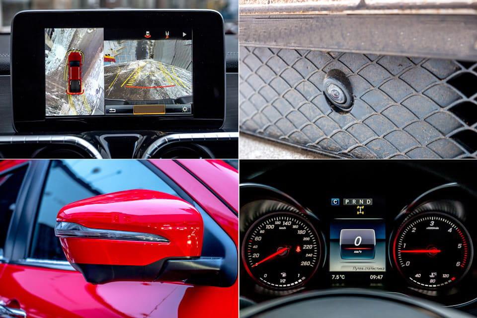Mercedes-Benz X-class multimedia system